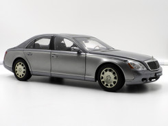 Maybach 57 (Himalayas Grey) - 2002 - AUTOart