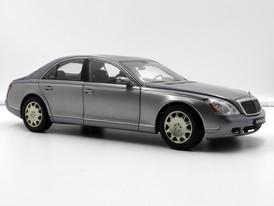 Maybach 57 (Himalayas Grey) - 2002 - AUTOart