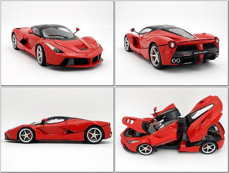 Sheet1_Ferrari LaFerrari - 2013 - Hot Wh