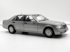 Mercedes-Benz S 600 (W140) - 1997 - Norev