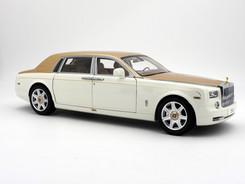 Rolls-Royce Phantom EWB (White Gold) - 2012 - Kyosho