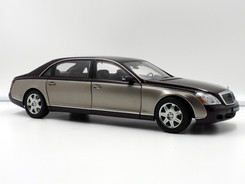 Maybach 62 (Ayers Rock Red / Tierra de Fuego Grey Bright Metallic) - 2004 - AUTOart