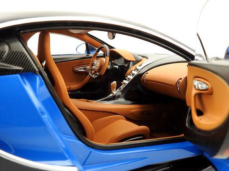 Bugatti Chiron (blue) - 2016 - AUTOart_1