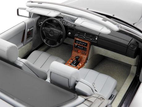 Mercedes-Benz 500 SL (R129) DE - 1989 -