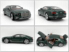 Sheet1_Bentley Continental GT - 2018 - N