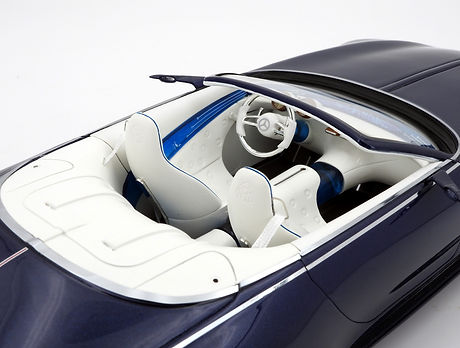 Mercedes-Maybach Vision 6 cabriolet - 20