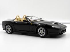 Ferrari 550 Barchetta Pininfarina - 2000 - Hot Wheels Elite