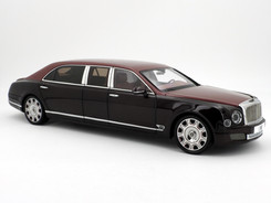 Bentley Mulsanne Grand Limousine (Claret) - 2017 - Almost Real