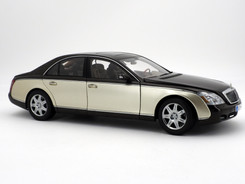 Maybach 57 IAA Special Edition (Dark Brown - Gold) - 2002 - AUTOart