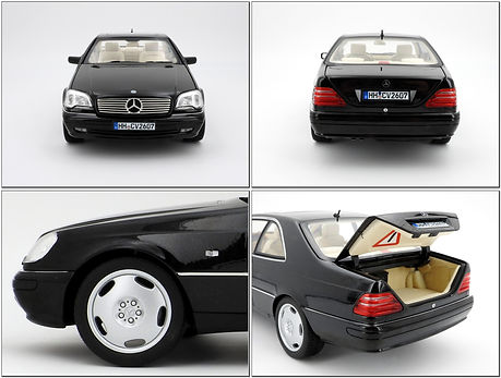 Sheet3_Mercedes-Benz CL 600 (C140) - 199
