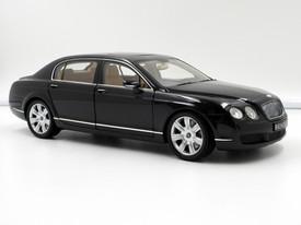 Bentley Continental Flying Spur (black) - 2005 - Minichamps