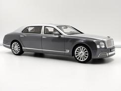 Bentley Mulsanne EWB - 2016 - GT Spirit