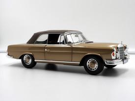 Mercedes-Benz 280 SE cabriolet (W111) - 1968 - Norev