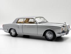 Rolls-Royce Silver Shadow 2-door MPW (silver) - 1968 - Paragon