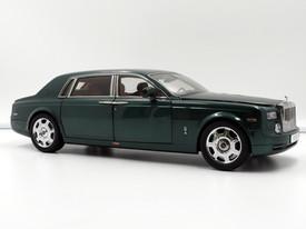 Rolls-Royce Phantom EWB (Brooklands Green) - 2009 - Kyosho