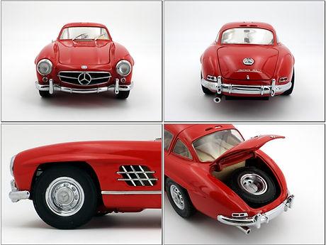 Sheet3_Mercedes-Benz 300 SL - 1954 - Kyo