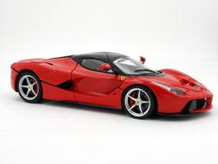 Ferrari LaFerrari - 2013 - Hot Wheels Elite (red)