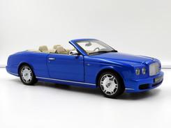 Bentley Azure (blue) - 2006 - Minichamps