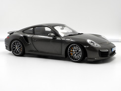 Porsche 911 Turbo S (991) - 2014 - Minichamps
