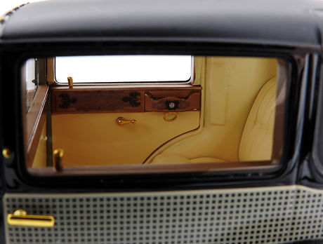 Rolls-Royce Phantom I Riviera Town Broug