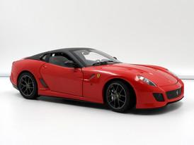 Ferrari 599 GTO - 2010 - Hot Wheels Elite