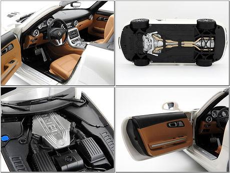 Sheet2_Mercedes-Benz SLS AMG roadster (R