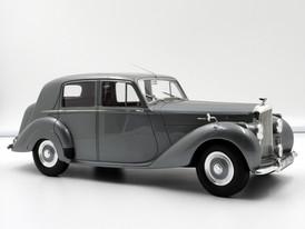 Bentley Mark VI - 1950 - Cult Models