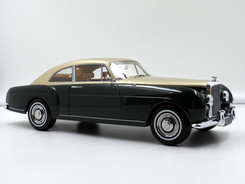 Bentley S1 Continental Mulliner Sports Saloon - 1956 - BoS