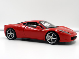 Ferrari 458 Italia - 2009 - Hot Wheels Elite