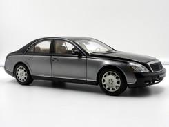 Maybach 57 (Caspian Black - Himalayas Grey) - 2002 - AUTOart