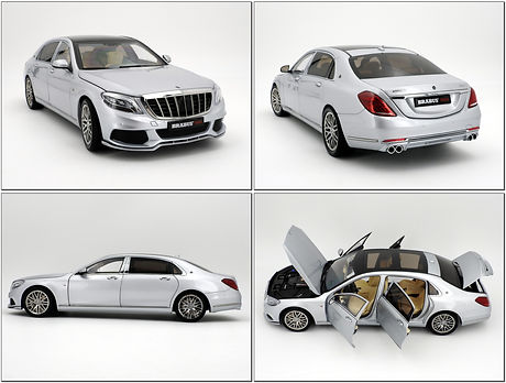 Sheet1_Brabus Maybach 900 - 2017 - Almos
