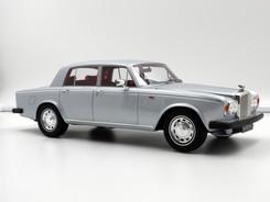 Bentley T2 (Silver) - 1977 - GT Spirit