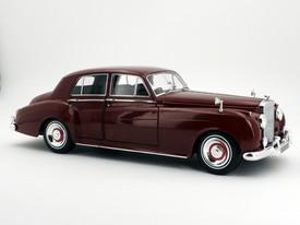 Bentley S2 (Red) - 1960 - Minichamps