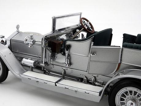Rolls-Royce Silver Ghost - 1907 - Frankl