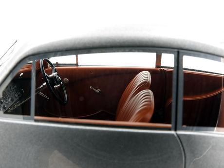 Bentley 4.25L Embiricos (grey) - 1938 -