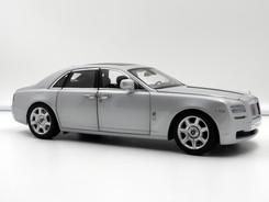 Rolls-Royce Ghost (Silver) - 2010 - Kyosho