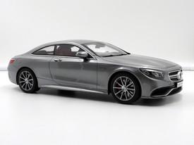 Mercedes-Benz S 63 AMG Coupe - 2015 - GT Spirit