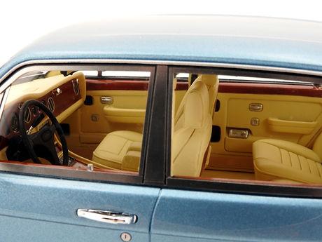 Bentley Turbo R (light blue) - 1989 - GT