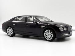 Bentley Flying Spur W12 (Damson Dark Purple) - 2013 - Kyosho