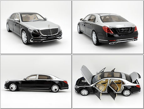 Sheet1_Mercedes-Maybach S 650 - 2019 - A