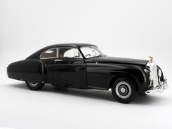 Bentley R-Type Continental (Black) - 1954 - Minichamps