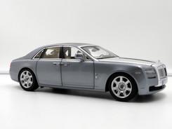 Rolls-Royce Ghost (Jubilee silver) - 2010 - Kyosho