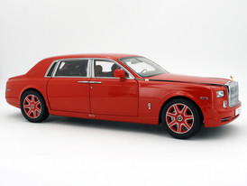 Rolls-Royce Phantom EWB (Light Red) - 2012 - Kyosho