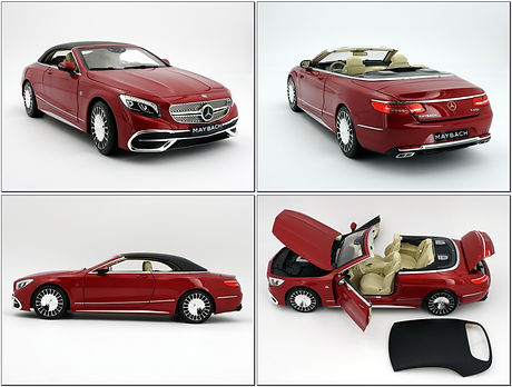 Sheet1_Mercedes-Maybach S 650 cabriolet