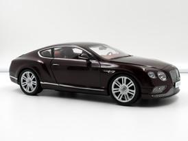 Bentley Continental GT Coupe - 2016 - Paragon