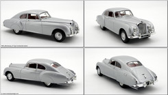 1955_Minichamps_R Type Continental (silv