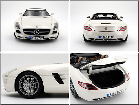 Sheet3_Mercedes-Benz SLS AMG roadster (R