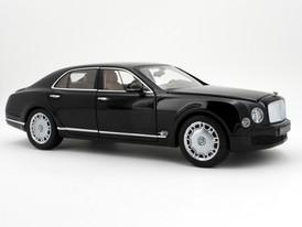 Bentley Mulsanne (Black) - 2010 - Minichamps