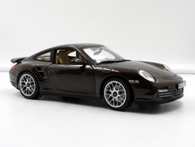 Porsche 911 Turbo (997-2) - 2010 - Norev