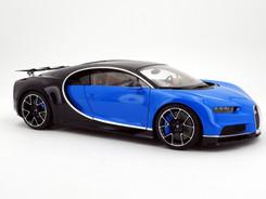 Bugatti Chiron (French Racing Blue) - 2017 - AUTOart